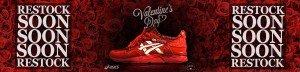 ASICS valentine day restock