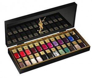 nails yves saint laurent coffret