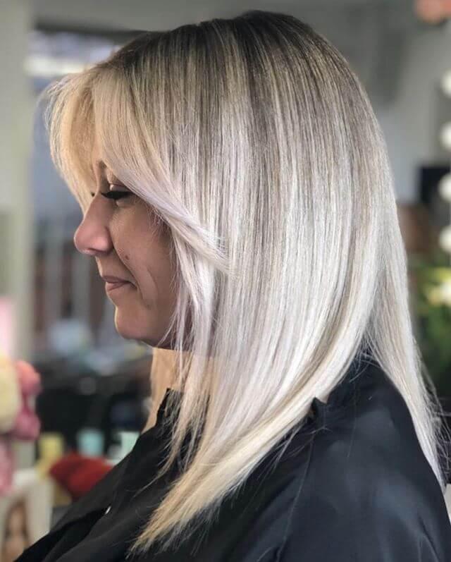 Balayage Ombre Hair