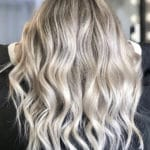Balayage ombre hair atelier store