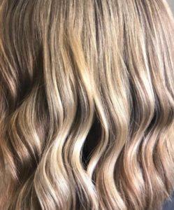 Balayage Ombre Hair Goldy hair salon paris