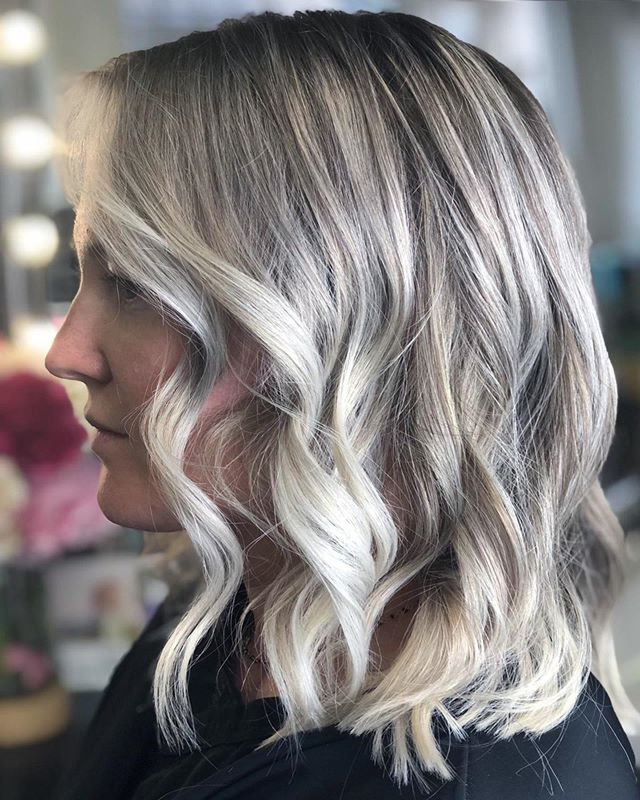 Baby Light Ombre Hair