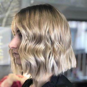 avant apres coiffure ombre hair