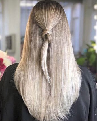 Ombre Hair nude hair salon