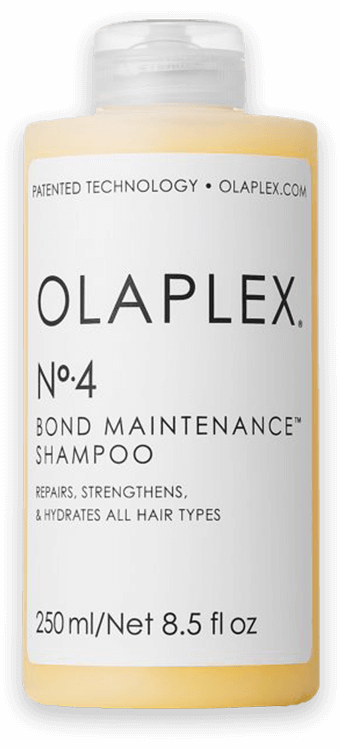 olaplex-4-bond maintennace shmapoo atelier store hair salon